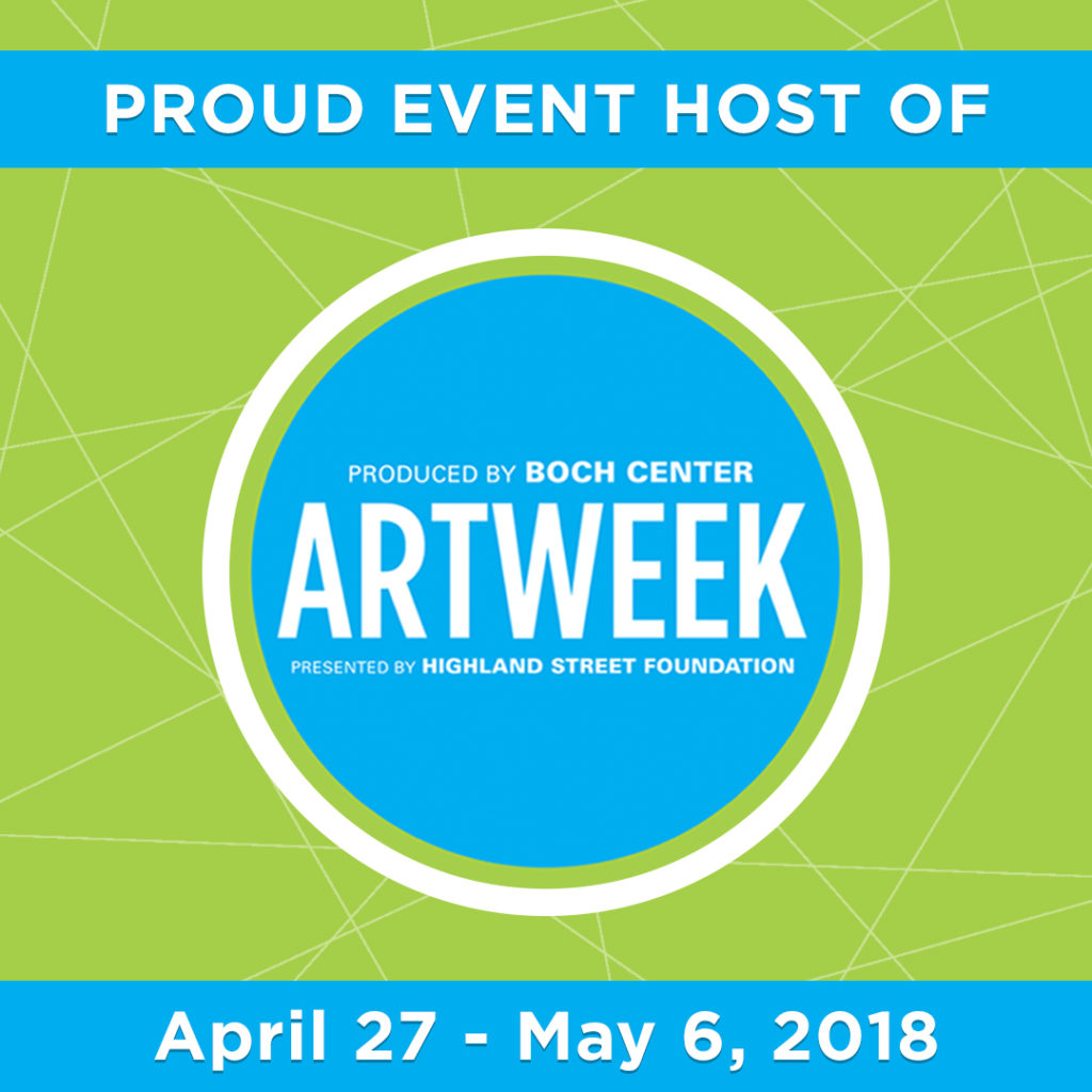 2018 ArtWeek Boston host announcement
