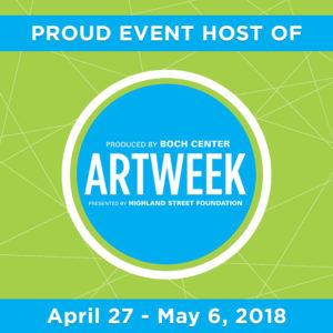 2018 ArtWeek Boston host announcement