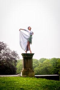 BLE dancer Magdalena Gyftopoulos
